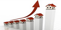 rising house prices picture